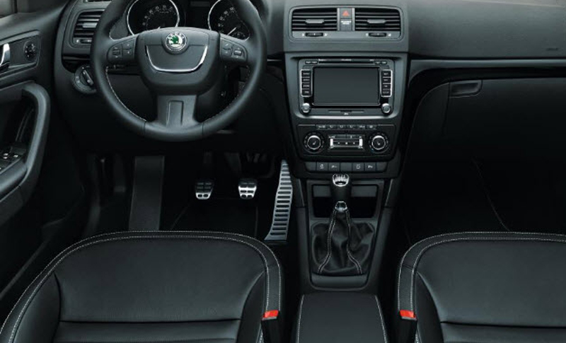 2013 Skoda Yeti Laurin and Klement Edition 3 2013 Skoda Yeti Laurin and Klement Edition launched