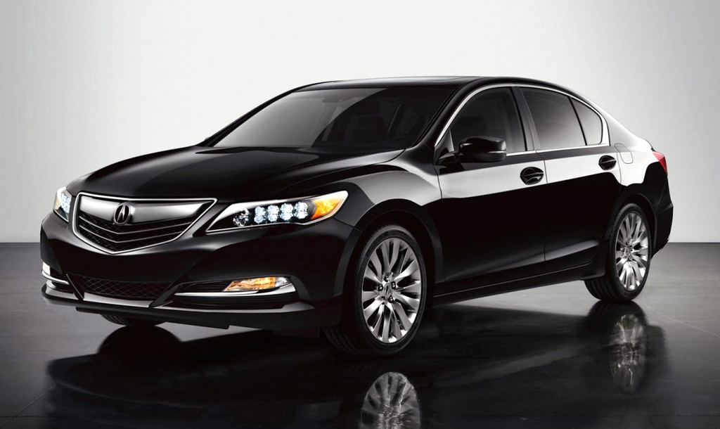 2014 Acura RLX 3 2014 Acura RLX starting price 48, 450 USD