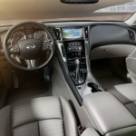 2014 Infiniti Q50 interior photos