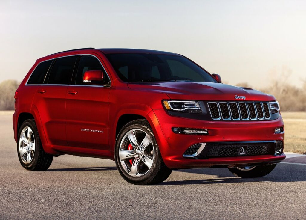 2014 Jeep Grand Cherokee SRT photos 7 2014 Jeep Grand Cherokee SRT