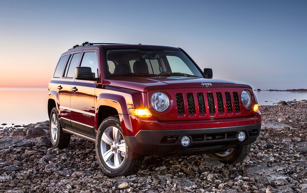 2014 Jeep Patriot 1 2014 Jeep Patriot