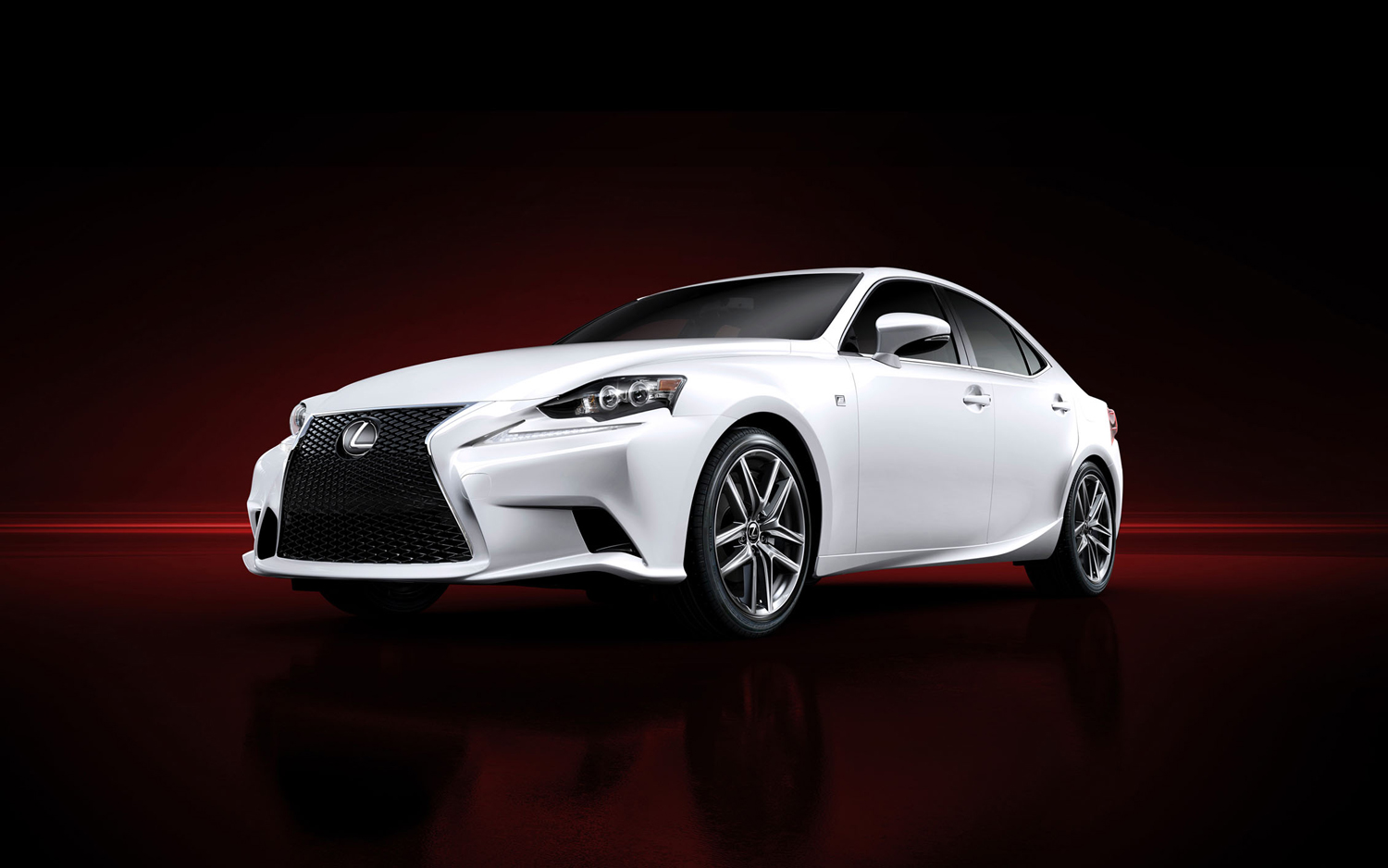 2014 Lexus IS F Sport 1 2014 Lexus IS F Sport