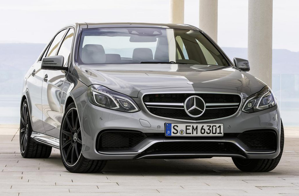2014 Mercedes Benz E63 AMG 5 2014 Mercedes Benz E63 AMG revealed