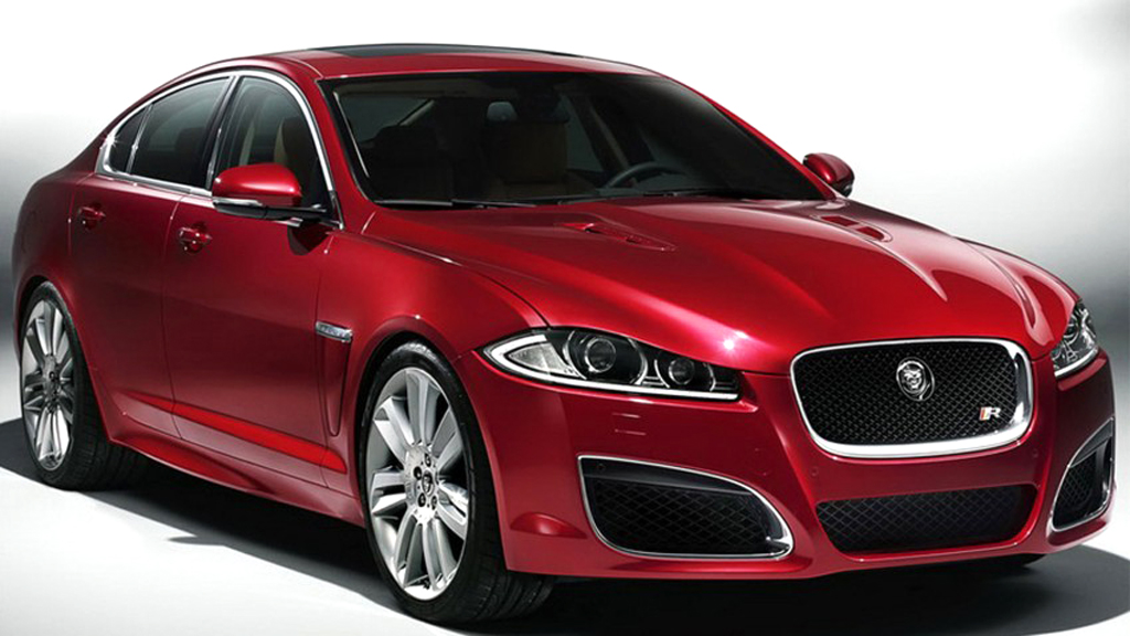 Jaguar XF Jaguar XF land Rover priced at Rs. 44.5 lakh