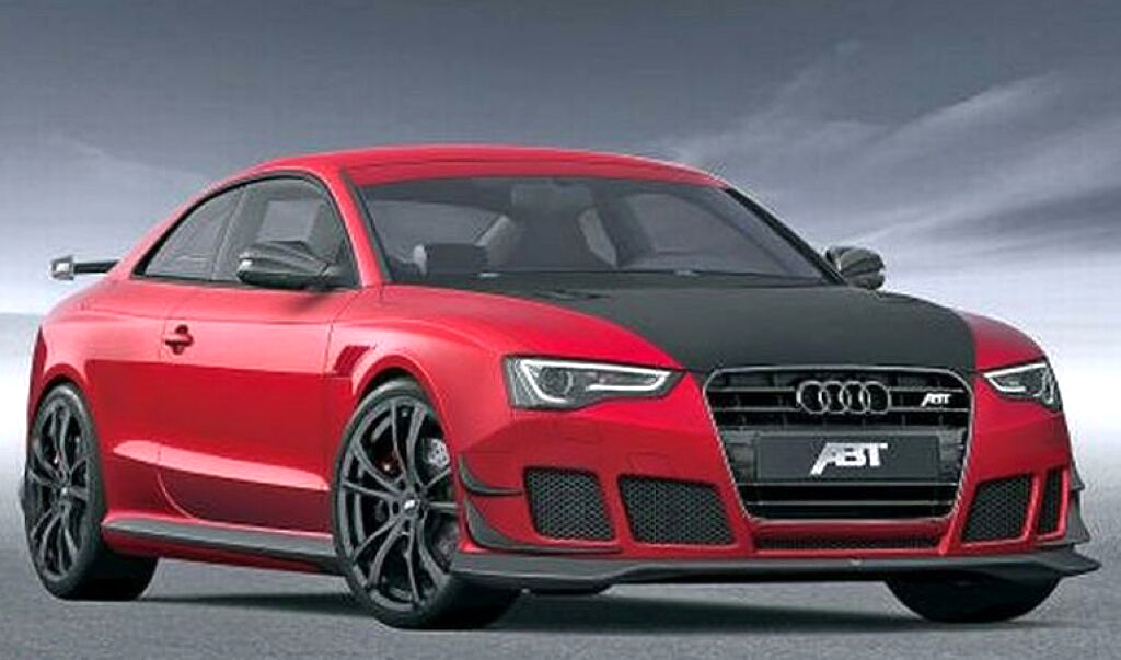 2013 ABT Audi RS5 R 1 2013 ABT Audi RS5 R new kit revealed