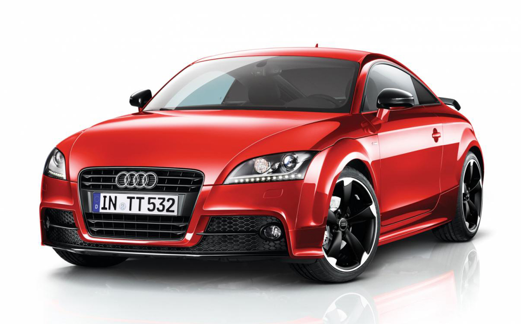 2013 Audi TT Coupe Black Edition 2 Announcement of 2013 Audi TT and Coupe Roadster