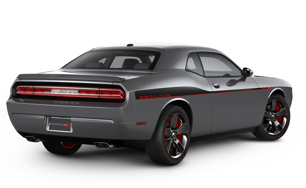 2013 Dodge Challenger RT Redline | machinespider.com
