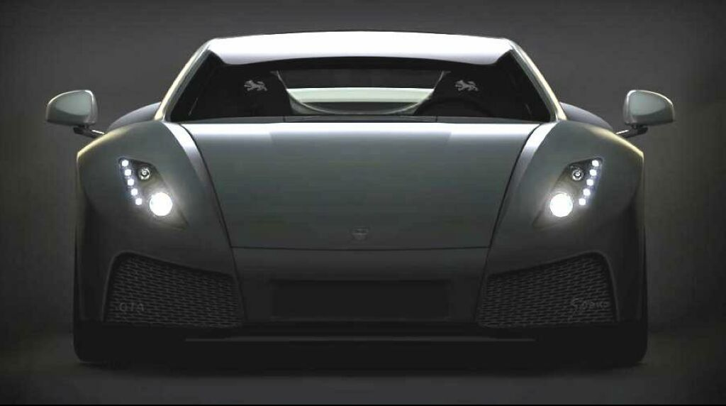 2013 GTA Spano Teaser 2 Second teasers for 2013 GTA Spania available