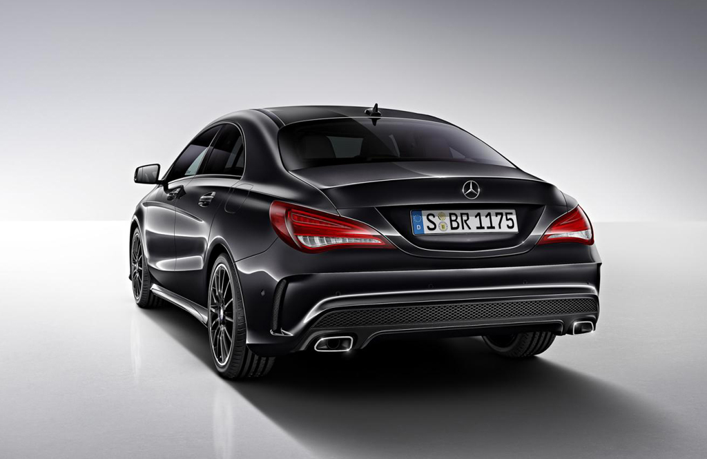 2013 mercedes benz cla edition 1 launched