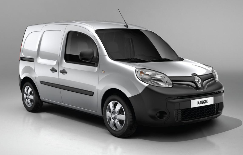 2013 Renault Kangoo Facelift 2013 Renault Kangoo Facelift revealed