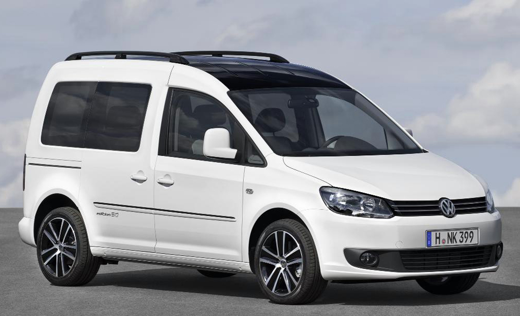 2013 Volkswagen Caddy Edition 30 3 Announcement of 2013 Volkswagen Caddy Edition 30