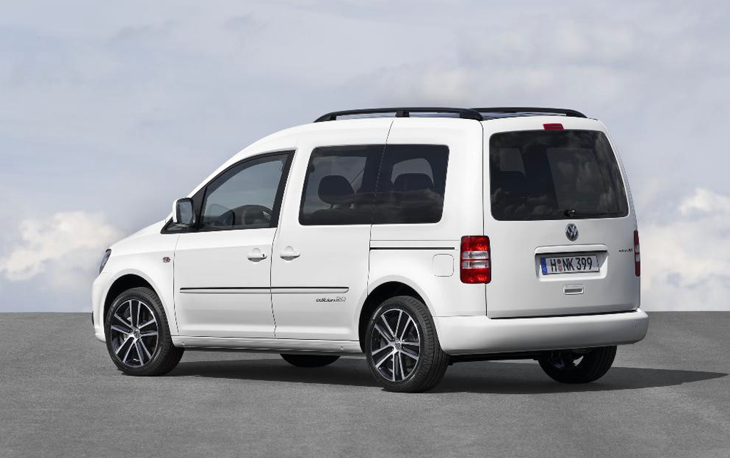 2013 Volkswagen Caddy Edition 30 4 Announcement of 2013 Volkswagen Caddy Edition 30