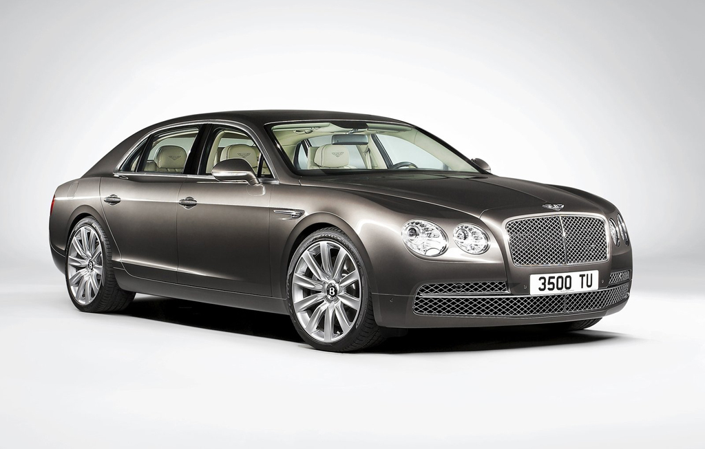 2014 Bentley Flying Spur 5 2014 Bentley Flying Spur