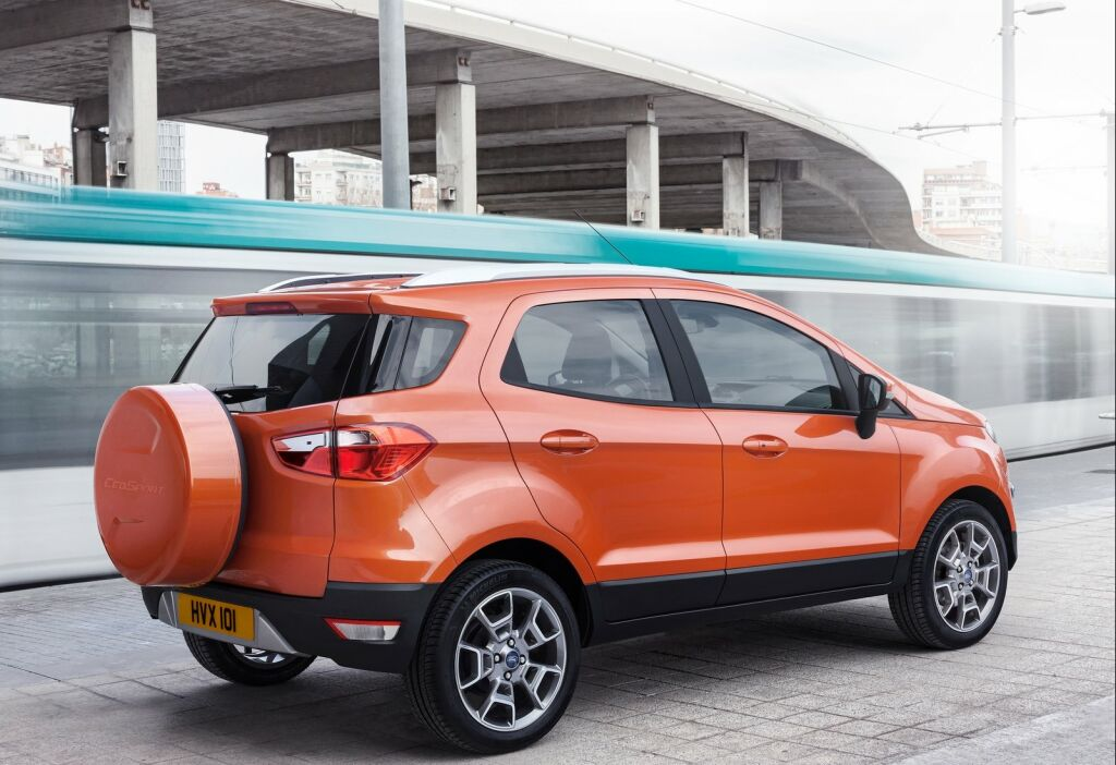 2014 Ford EcoSport EU Version 10 2014 Ford EcoSport EU Version