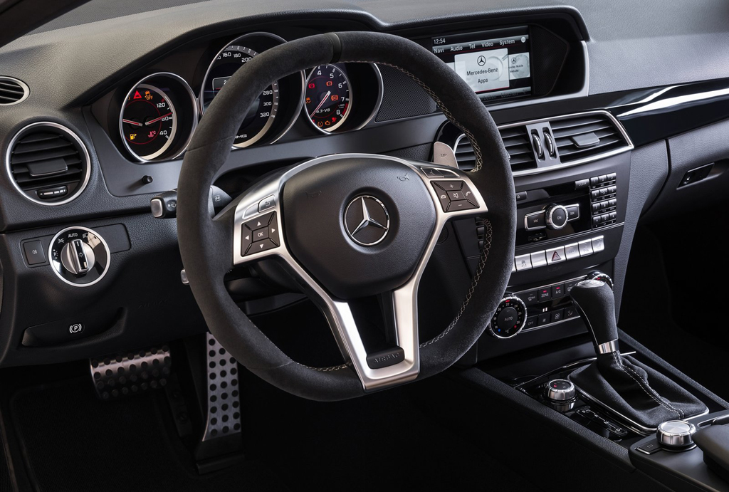 2014 Mercedes Benz C63 AMG Edition 507 11 2014 Mercedes Benz C63 AMG Edition 507