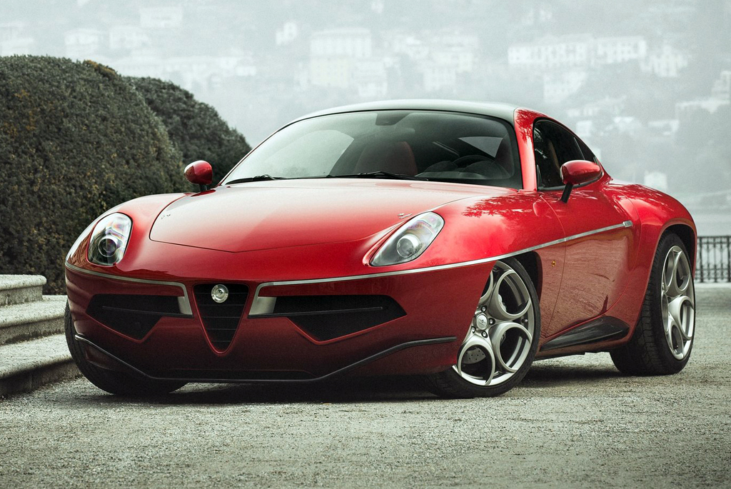 2013 alfa romeo disco volante touring. Black Bedroom Furniture Sets. Home Design Ideas