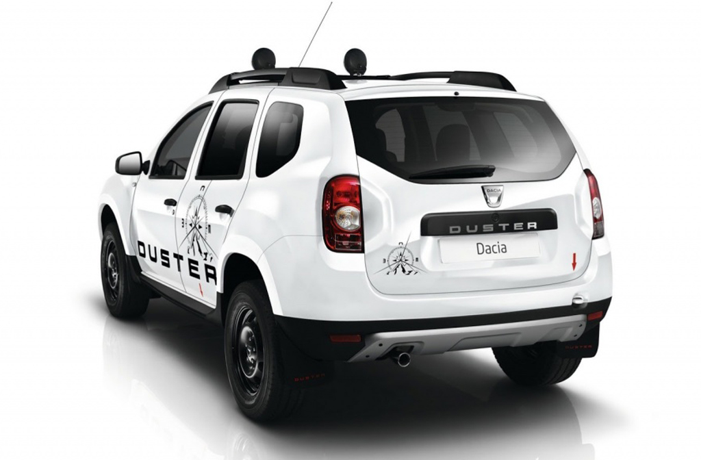 2013 Dacia Duster Adventure Limited Edition 4 Dacia unveils its 2013 Duster Adventure at Geneva