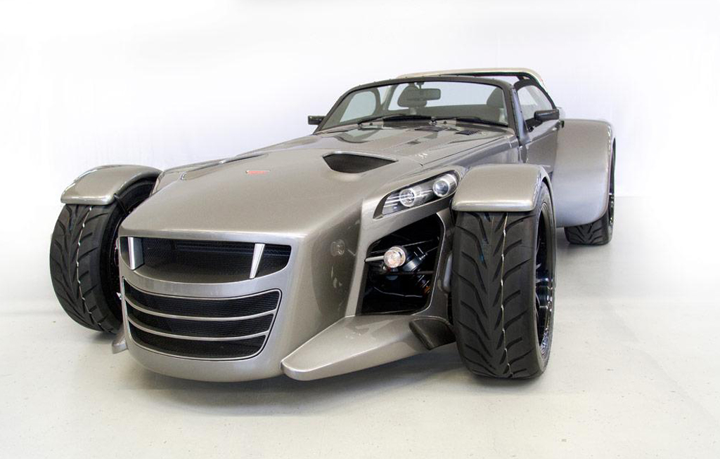 2013 Donkervoort D8 GTO 8 New 2013 Donkervoort D8 GTO approved