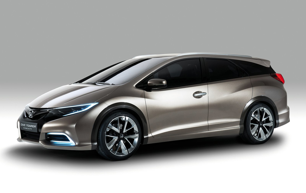 2013 Honda Civic Tourer Concept 12 Concept of 2013 Honda Civic Tourer