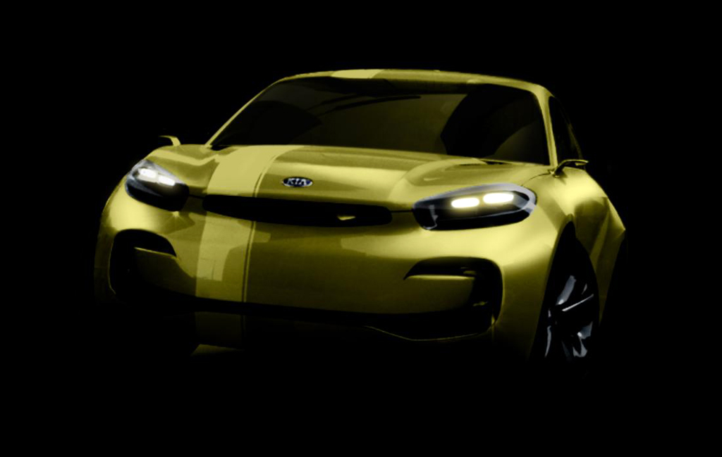 2013 Kia CUB Concept Time for the 2013 CUB Concept by Kia