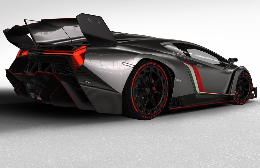 2013 Lamborghini Veneno 6 The Worlds Most Exclusive Car  2013 Lamborghini Veneno