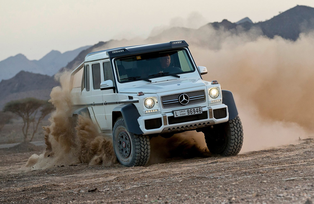 2013 mercedes benz g63 amg 6 6 concept for 2013 mercedes benz g63 amg