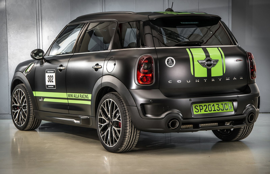 2013 Mini Countryman JCW ALL4 Dakar 11 2013 Mini Countryman JCW ALL4 Dakar