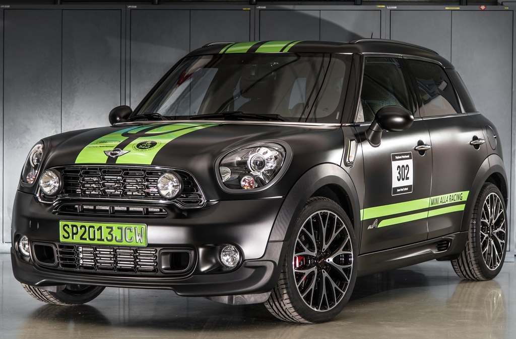 2013 Mini Countryman JCW ALL4 Dakar 7 2013 Mini Countryman JCW ALL4 Dakar