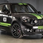 2013 Mini Countryman JCW ALL4 Dakar (8)