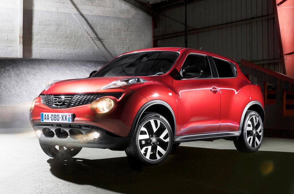 2013 Nissan Juke n Tec Special Edition 5 Special Edition of 2013 Nissan Juke n Tec announced