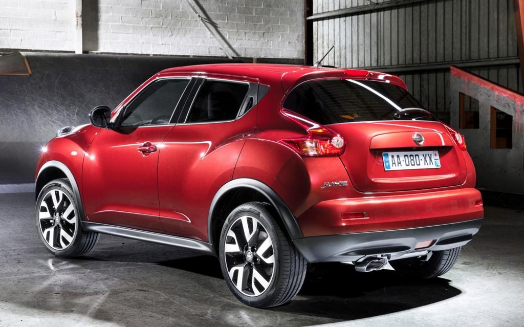 2013 Nissan Juke n Tec Special Edition 7 Special Edition of 2013 Nissan Juke n Tec announced