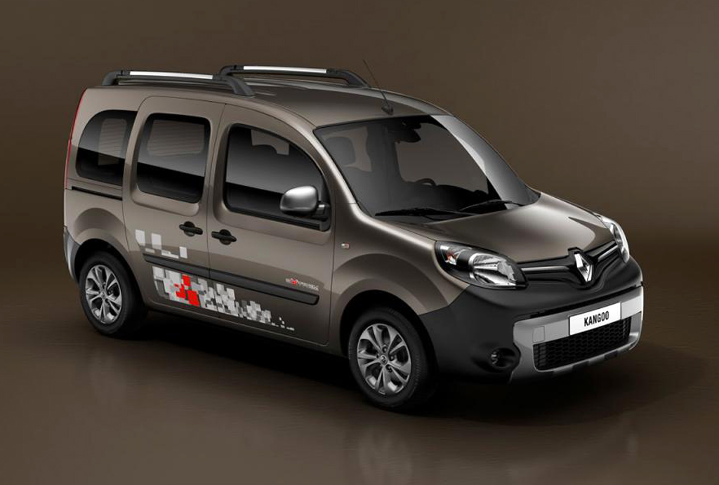 facelift for the 2013 renault kangoo passenger van. Black Bedroom Furniture Sets. Home Design Ideas