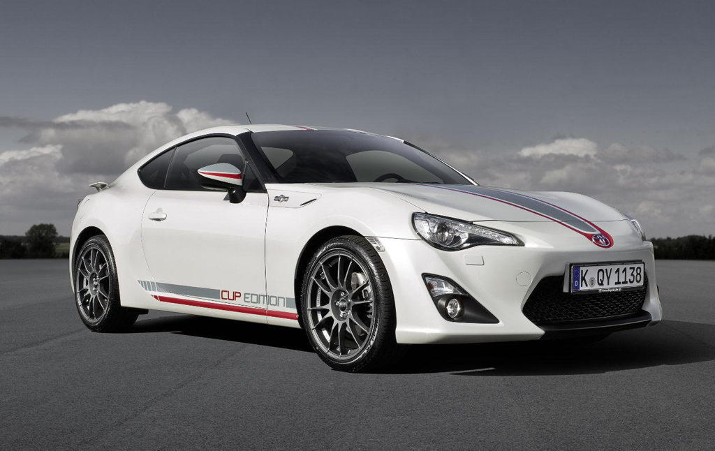 2013 Toyota GT86 Cup Edition 9 New Cup Edition of 2013 Toyota GT86
