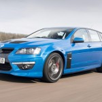 2013 Vauxhall VXR8 Tourer Photos (4)