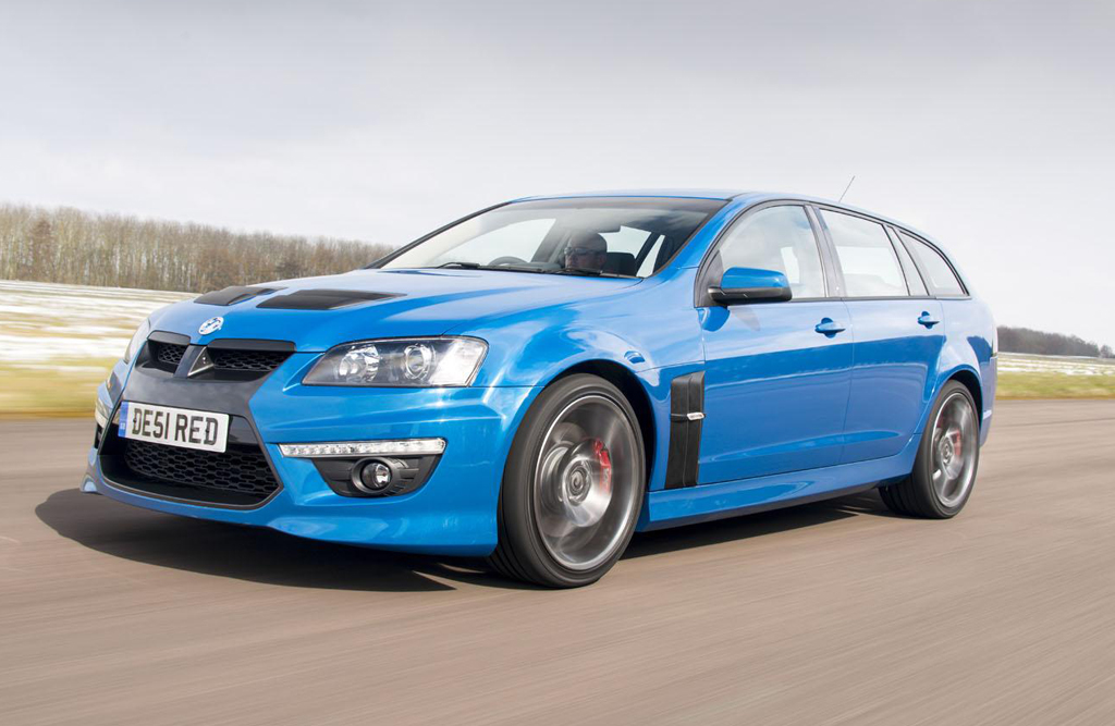 2013 Vauxhall VXR8 Tourer Photos 4 2013 Vauxhall VXR8 Tourer announced