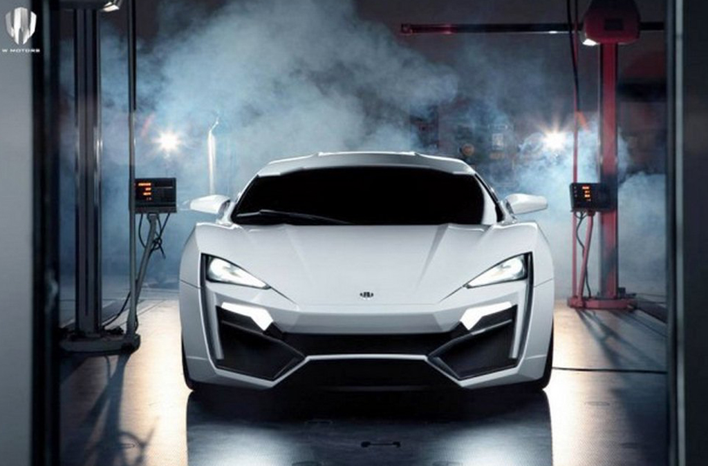 2013 W Motors Lykan Hypersport 4 2013 W Motors Lykan Hypersport