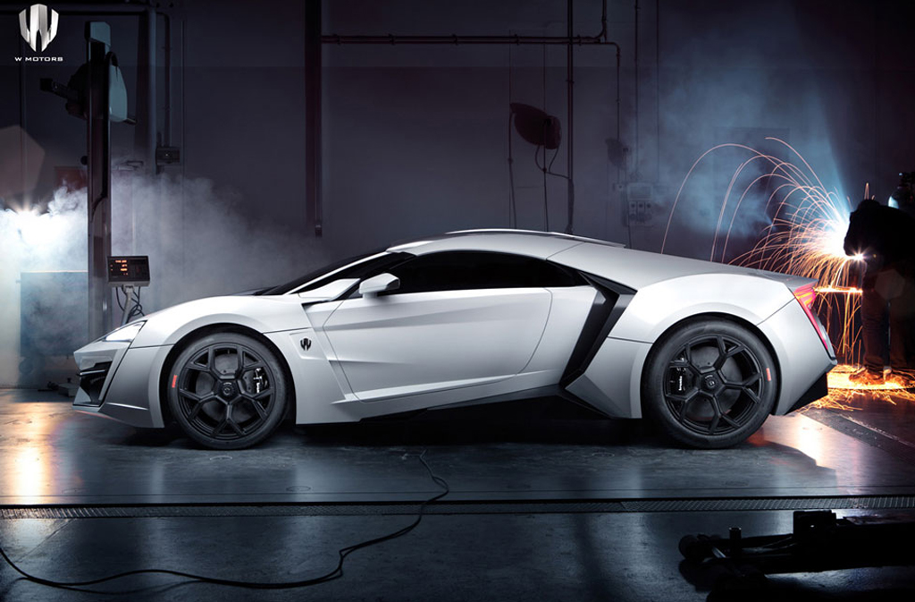 2013 W Motors Lykan Hypersport 6 2013 W Motors Lykan Hypersport