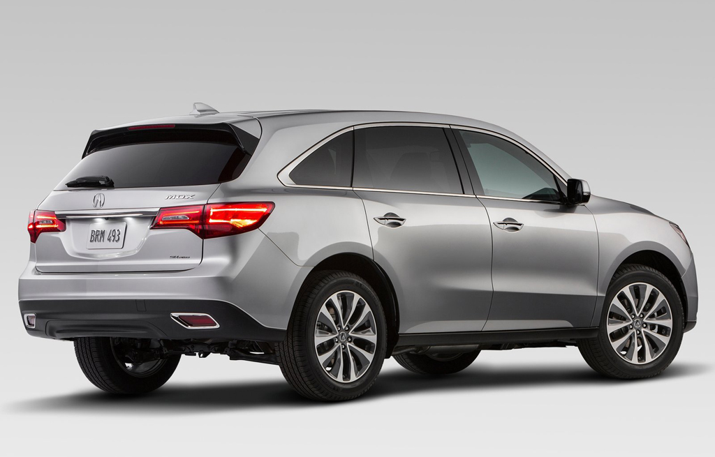 2014 Acura MDX 11 True Driver's SUV is here, 2014 Acura MDX