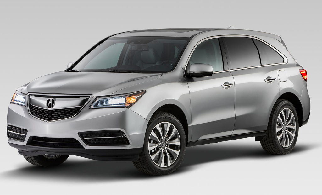 2014 Acura MDX 8 True Driver's SUV is here, 2014 Acura MDX
