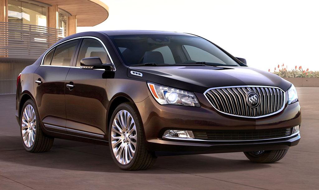 Buick Lacrosse on Buick Lacrosse Engine Light