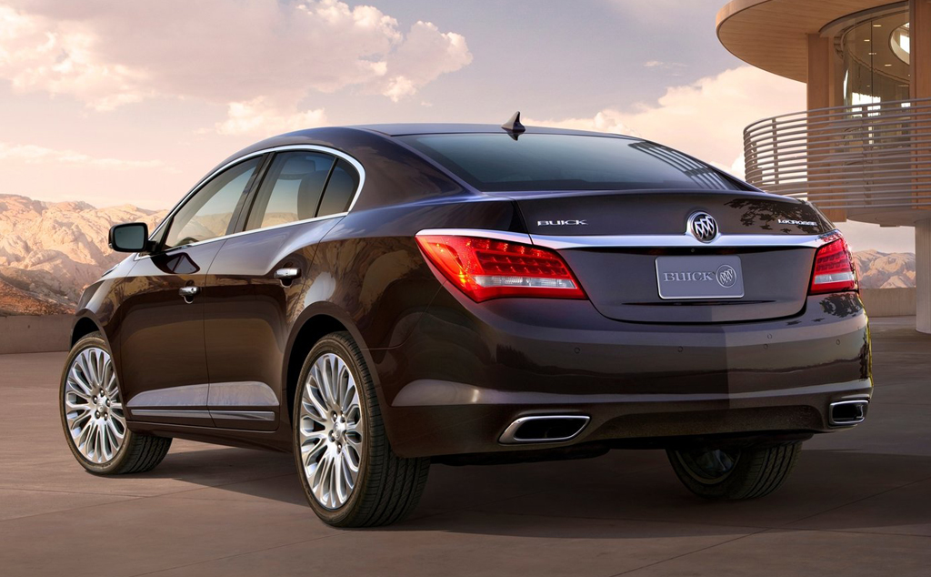 buick lacrosse 2014 with enhanced features. Black Bedroom Furniture Sets. Home Design Ideas