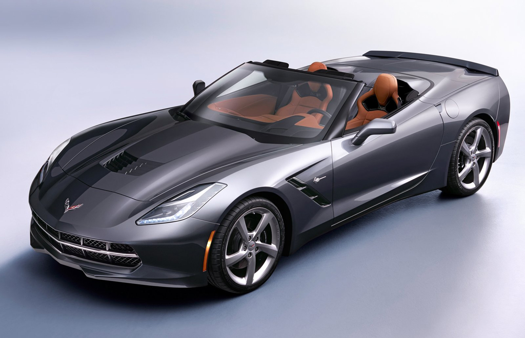 2014 Chevrolet Corvette C7 Stingray Convertible 1 The 2014 Chevrolet Corvette C7 Stingray Convertible