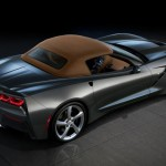 2014 Chevrolet Corvette Stingray Convertible (1)