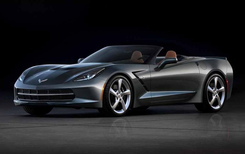 2014 Chevrolet Corvette Stingray Convertible 3 Images of 2014 Stingray Convertible revealed