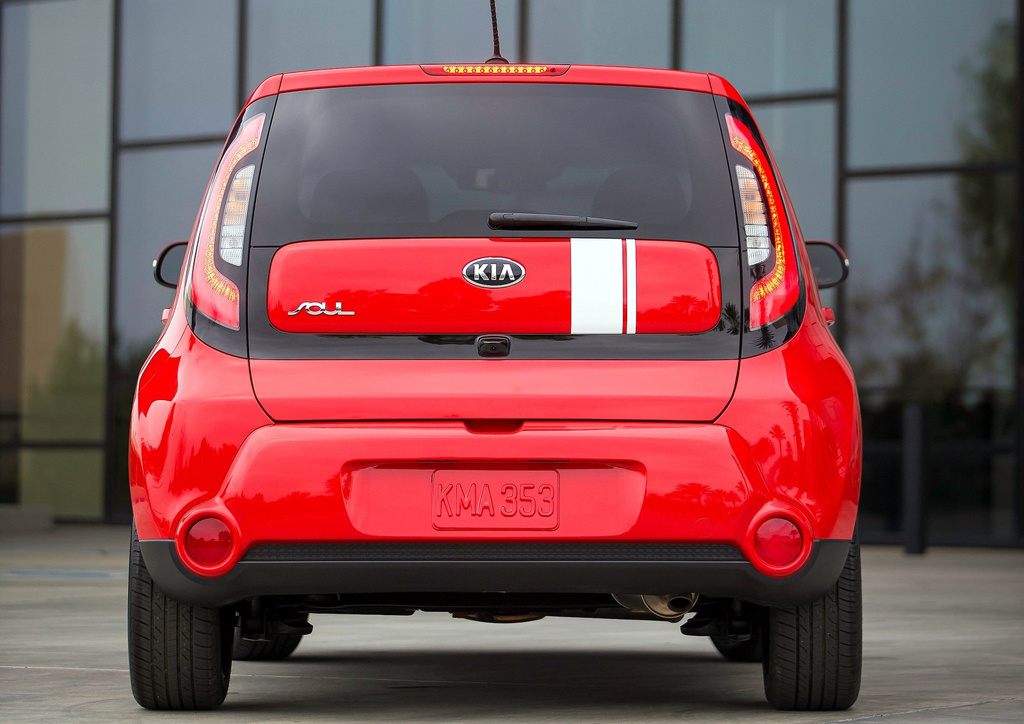 2014 Kia Soul 1 Fantasy turned into Reality, Kia's 2014 Soul