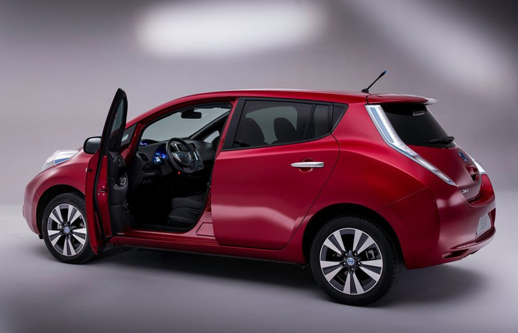 2014 Nissan Leaf Machinespider Com
