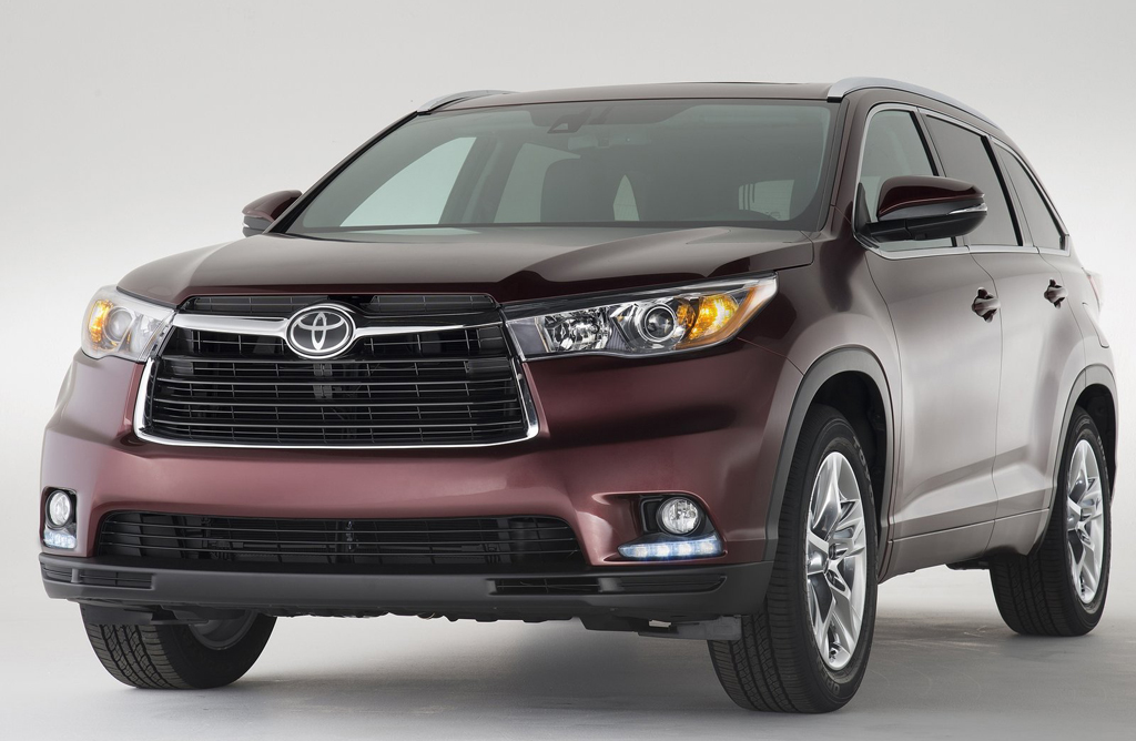 2014 Toyota Highlander 9 Raising the bar in the mid size SUV – Toyota Highlander 2014