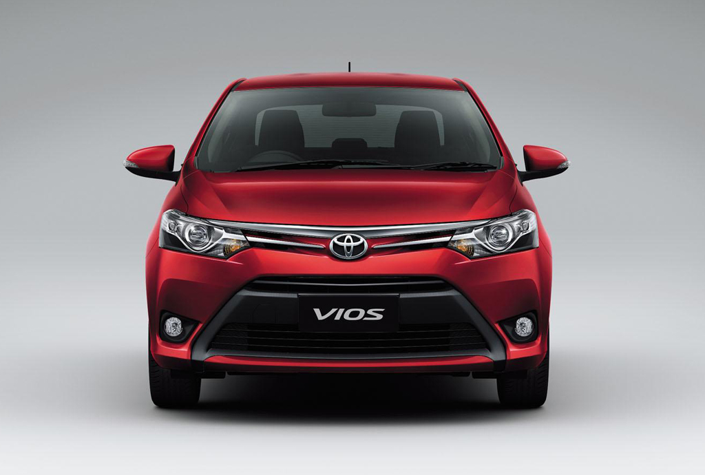 Toyota reveals the 2014 Vios
