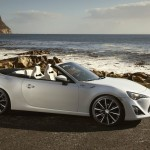 Toyota FT-86 Open Concept photos (3)