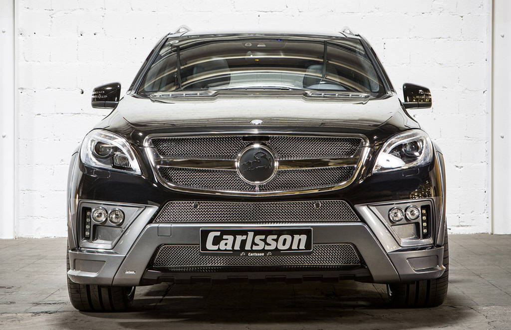2013 Carlsson Mercedes Benz CML Royale Revox 8 2013 Carlsson Mercedes Benz CML Royal Revox